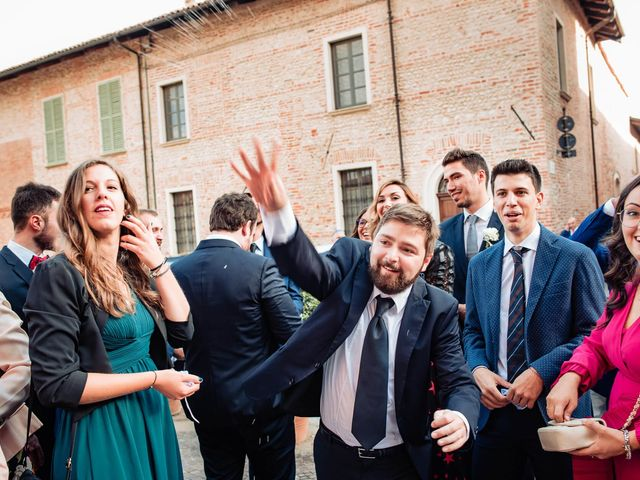 Il matrimonio di Andrea e Sole a Cherasco, Cuneo 45