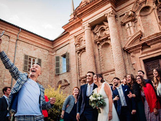 Il matrimonio di Andrea e Sole a Cherasco, Cuneo 46