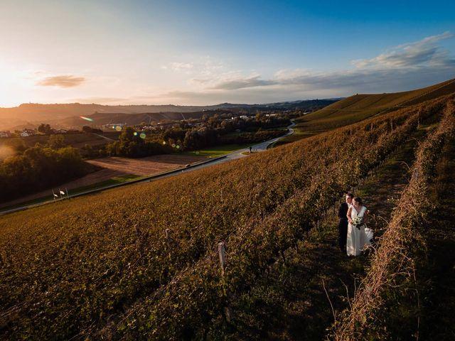Il matrimonio di Andrea e Sole a Cherasco, Cuneo 52