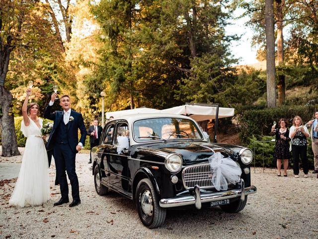 Il matrimonio di Andrea e Sole a Cherasco, Cuneo 55