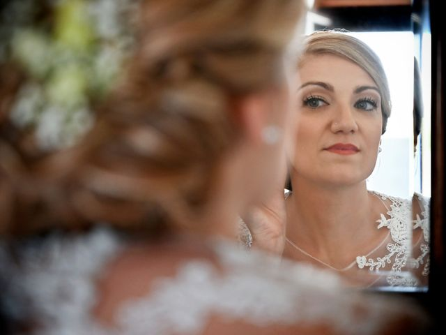 Il matrimonio di Vincenzo e Valentina a Campi Salentina, Lecce 24