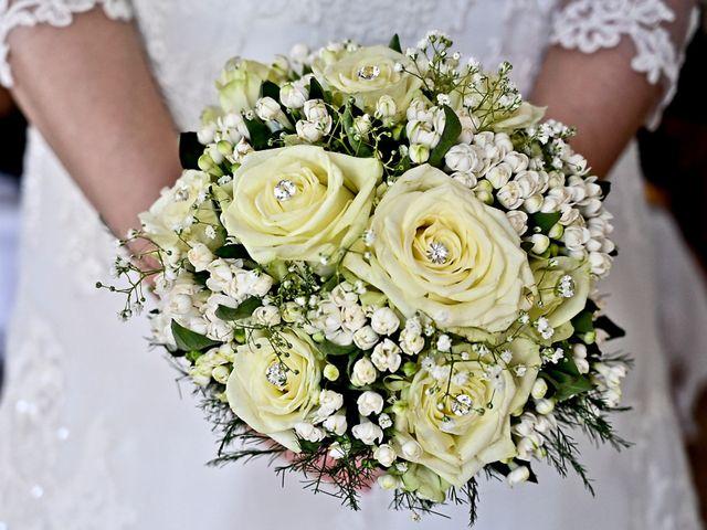 Il matrimonio di Vincenzo e Valentina a Campi Salentina, Lecce 25