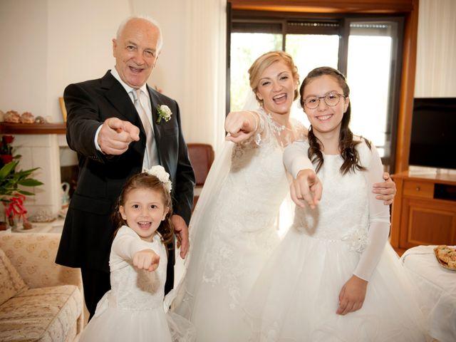 Il matrimonio di Vincenzo e Valentina a Campi Salentina, Lecce 27