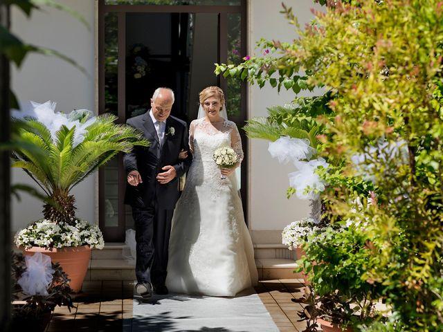 Il matrimonio di Vincenzo e Valentina a Campi Salentina, Lecce 29