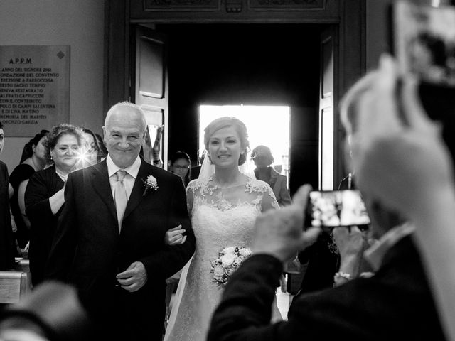 Il matrimonio di Vincenzo e Valentina a Campi Salentina, Lecce 38