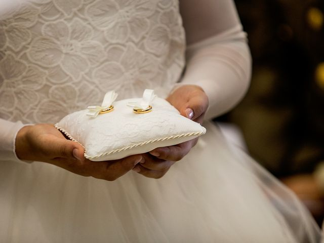 Il matrimonio di Vincenzo e Valentina a Campi Salentina, Lecce 42