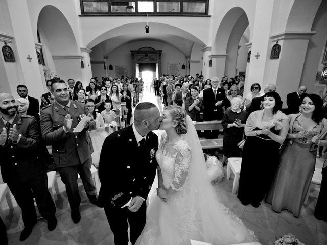 Il matrimonio di Vincenzo e Valentina a Campi Salentina, Lecce 46