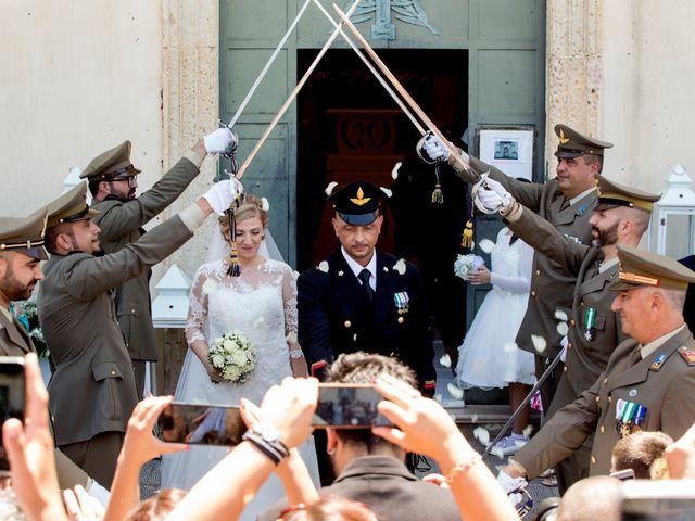 Il matrimonio di Vincenzo e Valentina a Campi Salentina, Lecce 50