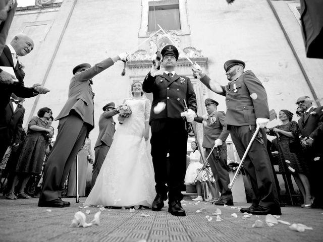 Il matrimonio di Vincenzo e Valentina a Campi Salentina, Lecce 51