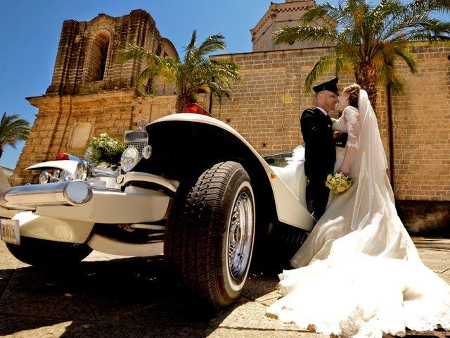 Il matrimonio di Vincenzo e Valentina a Campi Salentina, Lecce 55
