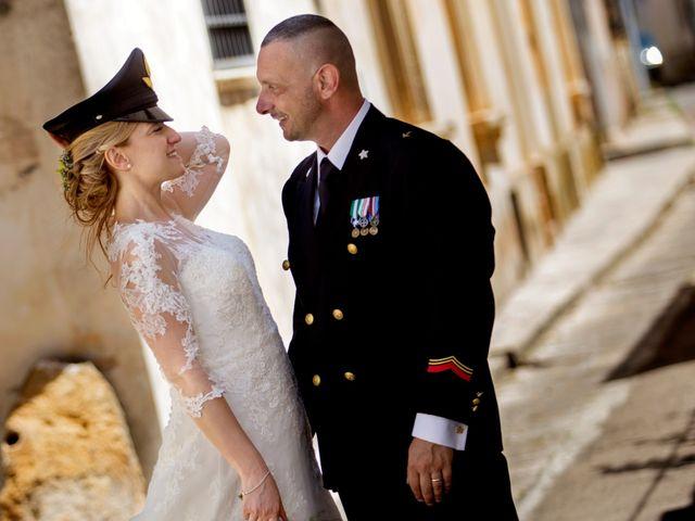 Il matrimonio di Vincenzo e Valentina a Campi Salentina, Lecce 58