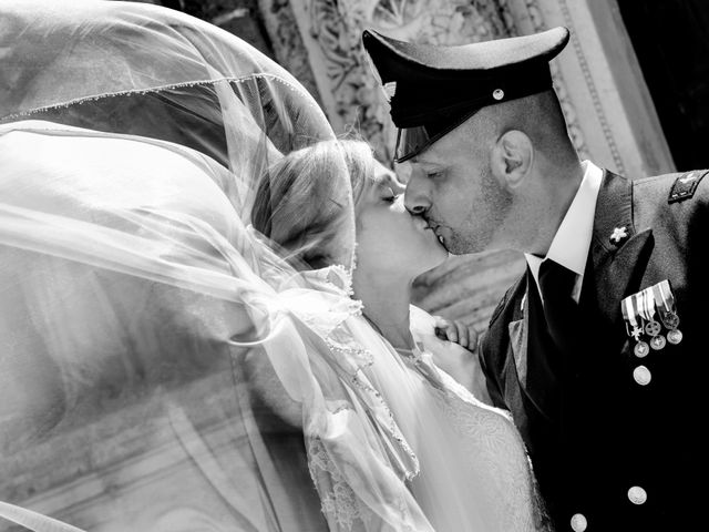Il matrimonio di Vincenzo e Valentina a Campi Salentina, Lecce 60
