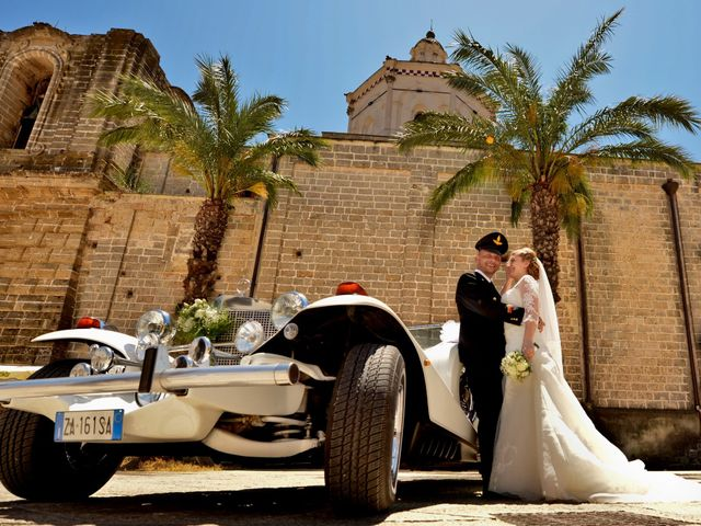 Il matrimonio di Vincenzo e Valentina a Campi Salentina, Lecce 62