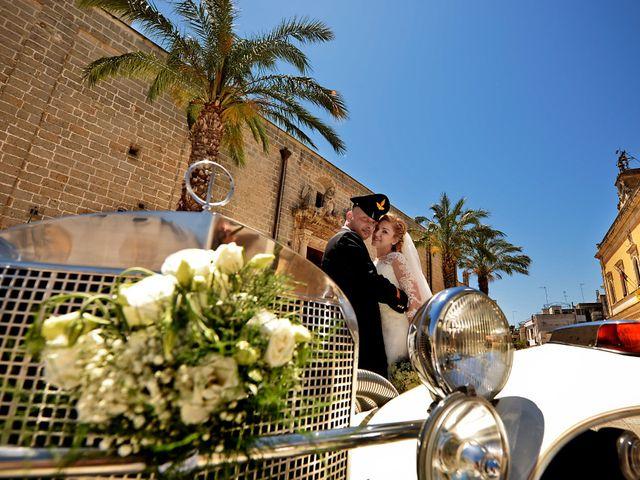 Il matrimonio di Vincenzo e Valentina a Campi Salentina, Lecce 64