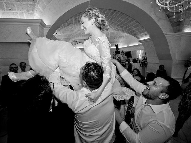 Il matrimonio di Vincenzo e Valentina a Campi Salentina, Lecce 71