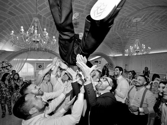 Il matrimonio di Vincenzo e Valentina a Campi Salentina, Lecce 72