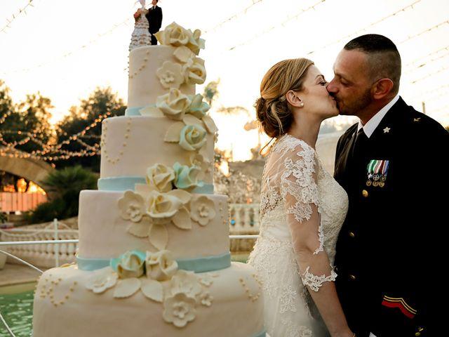 Il matrimonio di Vincenzo e Valentina a Campi Salentina, Lecce 81