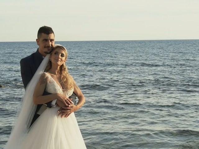 Le nozze di Ylenia e Antonello