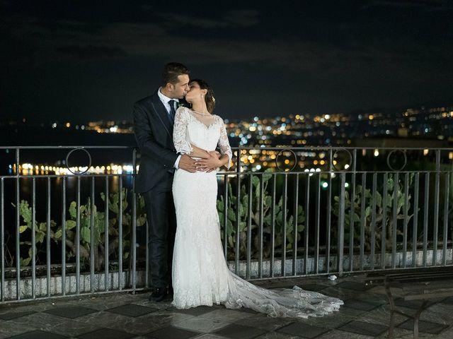Il matrimonio di Gianluca e Maria a Nicolosi, Catania 2