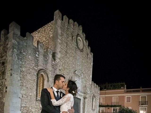 Il matrimonio di Gianluca e Maria a Nicolosi, Catania 4