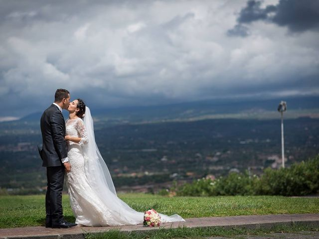 Il matrimonio di Gianluca e Maria a Nicolosi, Catania 5