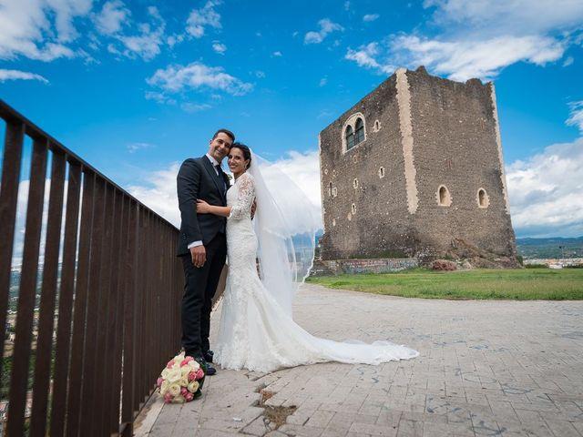 Il matrimonio di Gianluca e Maria a Nicolosi, Catania 6
