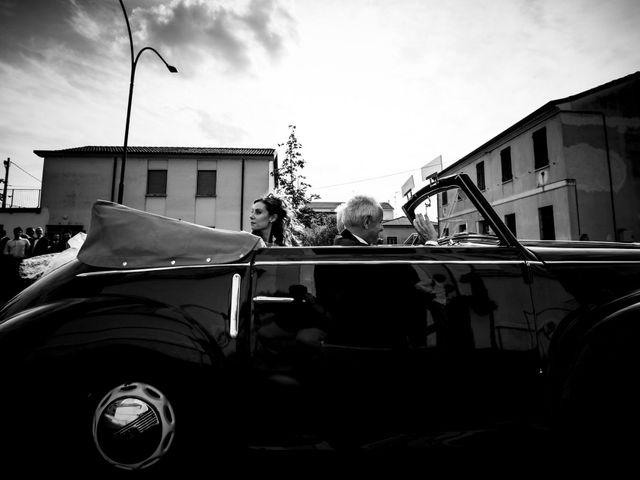 Il matrimonio di Riccardo e Francesca a Porto Mantovano, Mantova 11