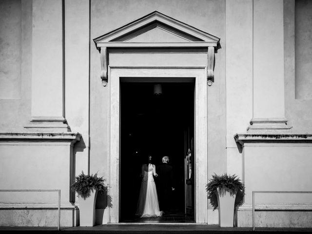 Il matrimonio di Riccardo e Francesca a Porto Mantovano, Mantova 12
