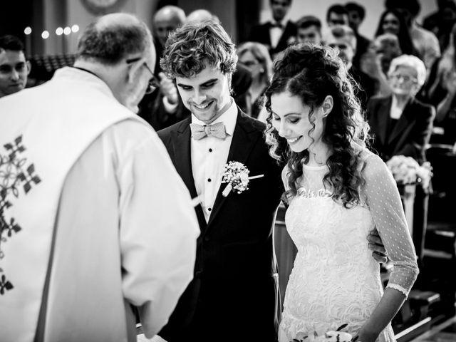 Il matrimonio di Riccardo e Francesca a Porto Mantovano, Mantova 16