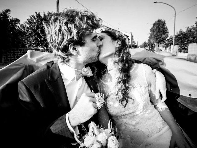 Il matrimonio di Riccardo e Francesca a Porto Mantovano, Mantova 25