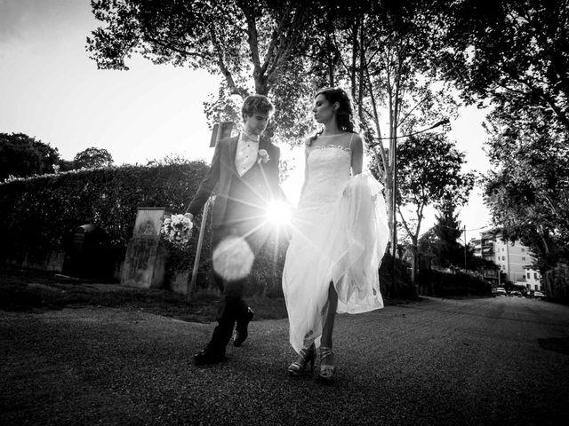 Il matrimonio di Riccardo e Francesca a Porto Mantovano, Mantova 26