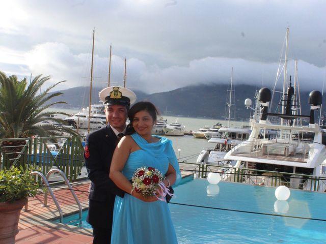 Il matrimonio di Yexi Alexandra  e Giovanni a La Spezia, La Spezia 1