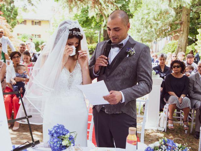Il matrimonio di Domenico e Valentina a Oviglio, Alessandria 9