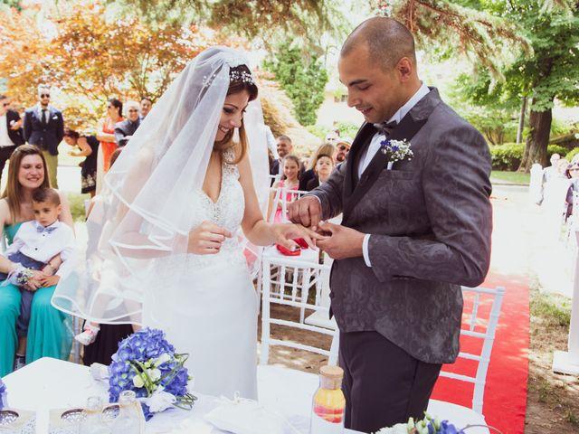 Il matrimonio di Domenico e Valentina a Oviglio, Alessandria 10