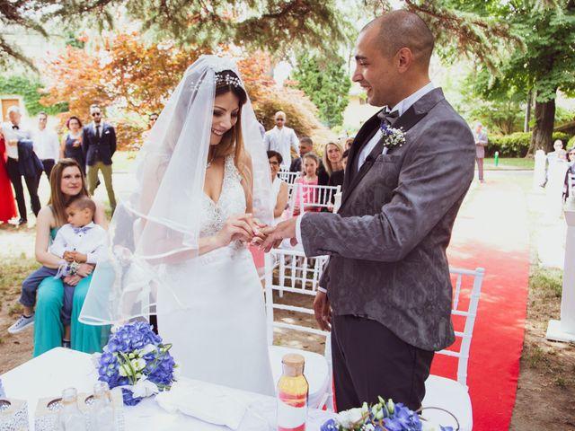 Il matrimonio di Domenico e Valentina a Oviglio, Alessandria 11