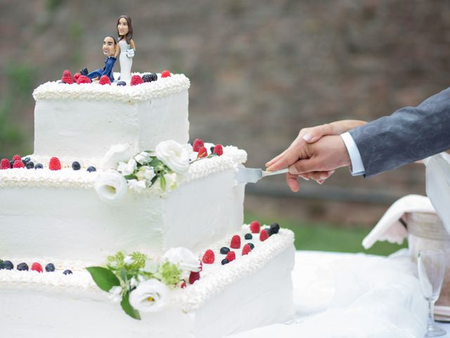 Il matrimonio di Domenico e Valentina a Oviglio, Alessandria 25