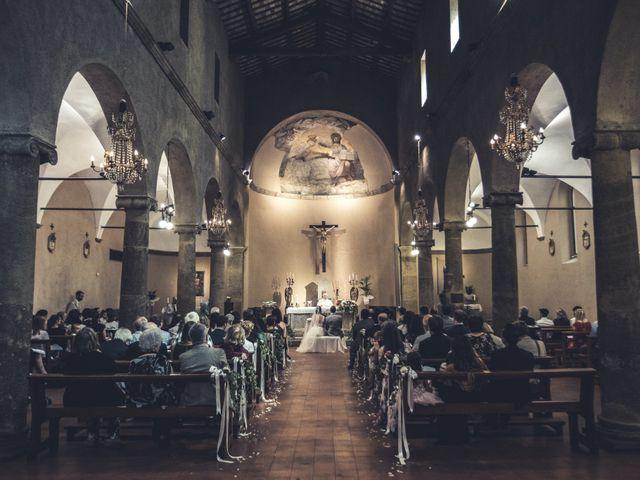 Il matrimonio di Steve e Cristina a Frascati, Roma 17
