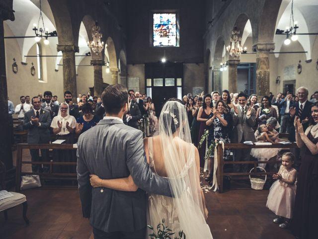 Il matrimonio di Steve e Cristina a Frascati, Roma 23