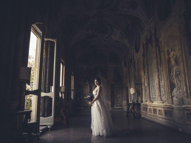 Il matrimonio di Steve e Cristina a Frascati, Roma 32