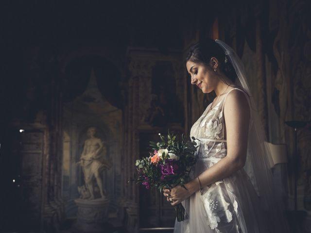 Il matrimonio di Steve e Cristina a Frascati, Roma 1