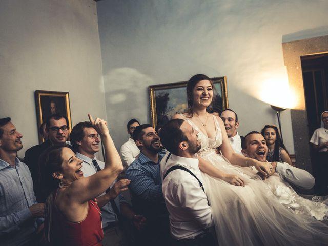 Il matrimonio di Steve e Cristina a Frascati, Roma 43