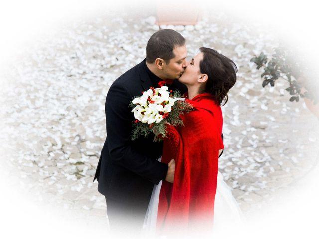 Il matrimonio di Daniele e Eleonora a Montecosaro, Macerata 7