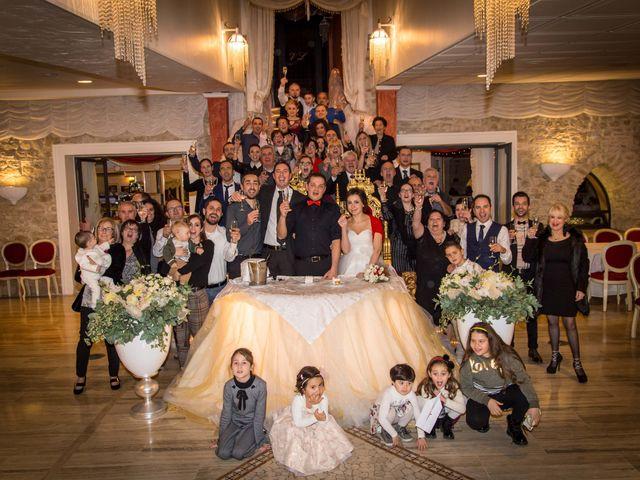 Il matrimonio di Daniele e Eleonora a Montecosaro, Macerata 15