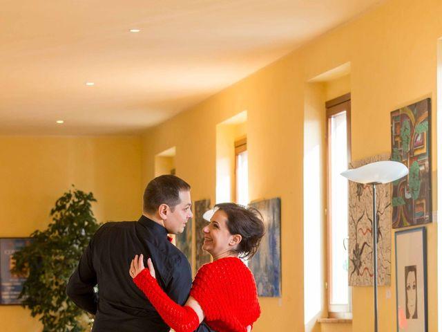Il matrimonio di Daniele e Eleonora a Montecosaro, Macerata 18