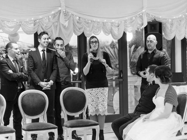 Il matrimonio di Daniele e Eleonora a Montecosaro, Macerata 21