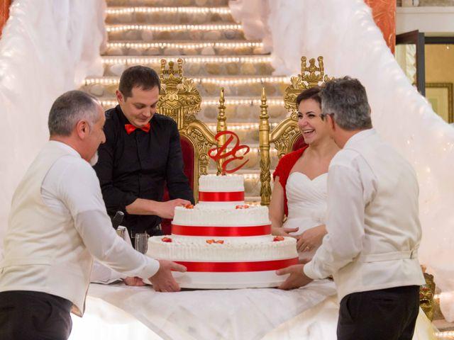Il matrimonio di Daniele e Eleonora a Montecosaro, Macerata 22