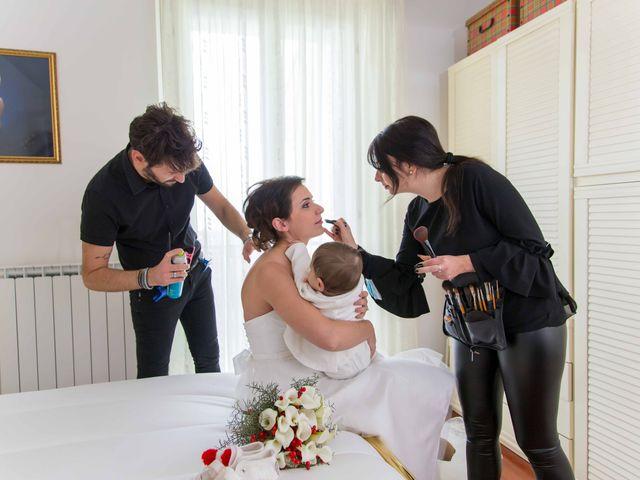 Il matrimonio di Daniele e Eleonora a Montecosaro, Macerata 23