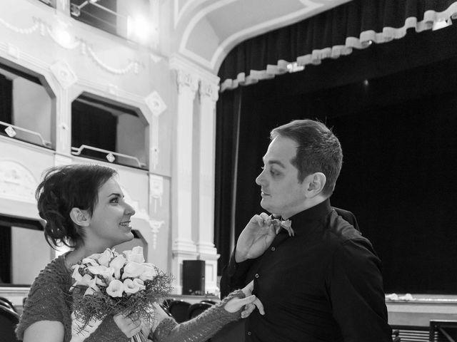 Il matrimonio di Daniele e Eleonora a Montecosaro, Macerata 28