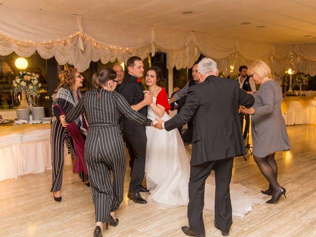 Il matrimonio di Daniele e Eleonora a Montecosaro, Macerata 30