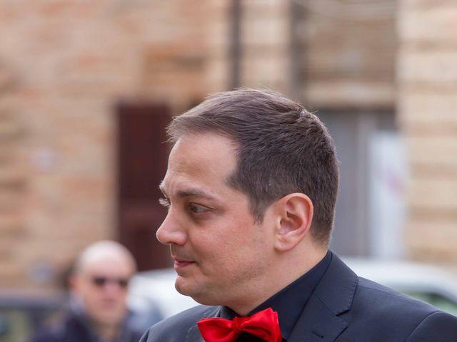 Il matrimonio di Daniele e Eleonora a Montecosaro, Macerata 31